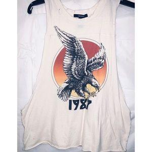 Aerosmith style muscle shirt